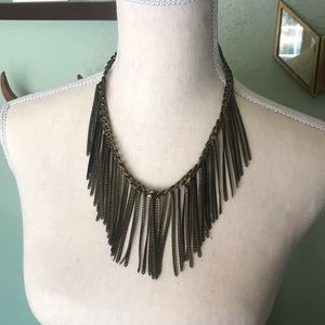 Urban Outfitters Tiered Necklace